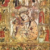 Duomo di Forlì, Madonna del Fuoco