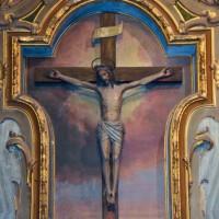 Duomodi Forlì, Crocifisso