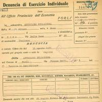 Ditta Astrologo Belladonna, 1931 (CCIAA)