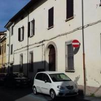 Via Lazzarini, oggi
