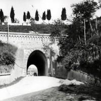 Foro della Diavolessa, primi anni del '900 (www.facebook.com/Cesena di una volta - 18/09/2017)