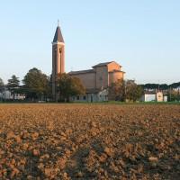 La chiesa di Gattolino oggi, retro