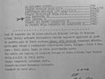 Documento GNR su azione Gap a Forlì