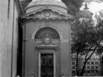 La tomba di  Dante nel 1921