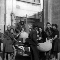 Lombardini Motori, ingresso via Galliano 1948ca
