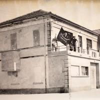Sede del PRI nei primi anni del Novecento poi divenuta Casa del Fascio e nel dopoguerra tornata ai repubblicani, senza data