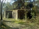 Bunker (fortino) di sbarramento.
