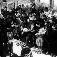 Funerale partigiano, celebrato dopo la fine della guerra