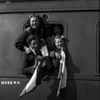 2 aprile 1940: partenza di 327 donne e uomini da Carpi, Novi, Fiorano e Sassuolo, destinati a sopperire alla mancanza di lavoratori agricoli in Germania