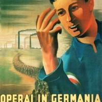 Manifesto di propaganda per il lavoro in Germania