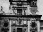 La facciata del monastero di San Giovanni