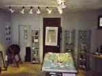Montegridolfo, Museo della Linea dei Goti (interno).