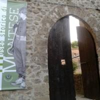 Ingresso del Museo storico di Montese