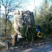 Monumento ai soldati della FEB, Montese