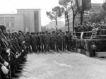 Piazza della Vittoria: cerimonia degli anni '70-'80