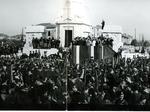 Piazza della Vittoria: cerimonie fasciste