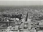 Vista aerea Piazza della Vittoria