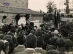 Cerimonia commemorativa del 25 agosto 1945