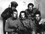 Partigiani della 143a Brigata Garibaldi (ex 47a): Ferrante Felisa (Drago), Giovanni Torri (Bufalo), Luigi Diemmi (Rolando), Onelio Torri (Bufalo), Enrico Mordacci (Rossano).