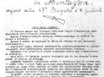 Il Piccone in Montagna, organo di stampa della 47a Brigata Garibaldi.