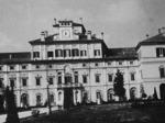 Il Palazzo Ducale visto dal Parco