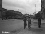 L'arrivo dei reparti tedeschi a modena il 9 settembre 1943.