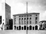Palazzo INA e la Nuova Casa del Littorio in Piazza del Littorio