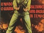 """""""Arruolatevi nella GNR"""", manifesto di Gino Boccasile, 1944"""