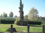 Monumento ai fucilati delle cascine a Firenze. Qui trovò la morte don Elio Monari (foto Giovanni Baldini).