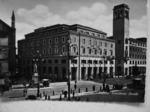Il Palazzo INA gli inizi della costruzione del palazzo INPS
