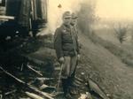 Treno tedesco fatto saltare dai partigiani nel modenese.