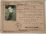 Documento del Deutsche Reichsbahn.