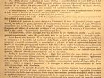 Manifesto relativo alla confisca di beni posseduti dai cittadini ebrei.