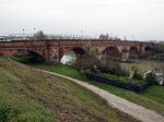 Il ponte nuovo sui Fiumi Uniti