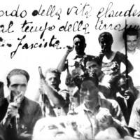 Il GAP di Ronta, il primo in alto da destra è Aldo Fusconi e in basso al centro è Duilio Fusconi (MB)