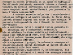 Disposizioni del comando piazza del CLN per l'insurrezione.