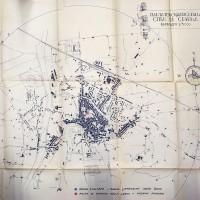 Planimetria con collocazione della sirena del Ridotto (AS-FC Fo, C.P.P.A.A. Comitato