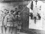 Anniversario della fucilazione di cinque partigiani in viale Verdi, notte 17-18 marzo 1945.
