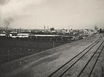 Panorama di Forlì dalla stazione ferroviaria