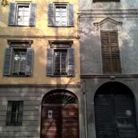 Corso Garibaldi 9, oggi, particolare