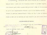"""Dichiarazione del Comando Brigata """"Parma Vecchia"""", 17 maggio 1946"""