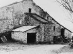 La casa dell'eccidio negli anni Cinquanta.