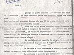 Relazione del Ministro per l'Interno al Duce sulla protesta davanti al Tribunale, 20 aprile 1944