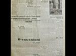 Prima pagina de La Scure