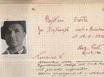 Oreste Battioni, registro degli iscritti al CLN di Parma 1946