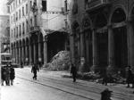 L'esplosione che causò il crollo dell'Hotel Majestic