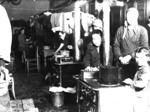 Alcuni dei tanti sfollati a Bologna durante la guerra